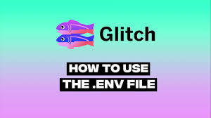 how to use the env file you