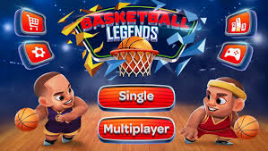 basketball legends is a cool 2 player
