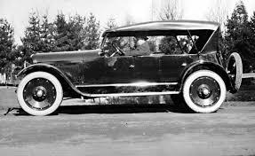 Paige automobile, approximately 1920 - Transportation Photographs ...
