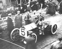 Vanderbilt Cup Races - Car Stories - Mercedes #5 (1904)