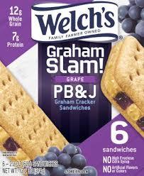 graham slam pb j sandwiches walmart deal