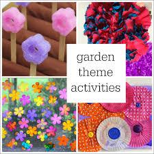 must try ideas for a preschool garden theme