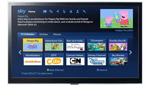 Sky to take on CBeebies and Netflix with own kids viewing app -