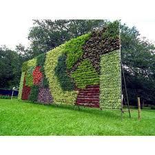 natural vertical garden landscape