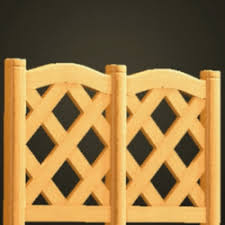 Acnh Lattice Fence How To Get Diy Recipe Required Materials Animal Crossing Gamewith