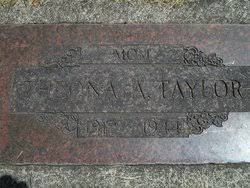 Theona Adeline West Taylor (1912-1944) - Find A Grave Memorial