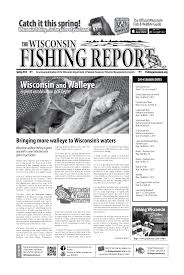 Wisconsin fishing report (2014 ...