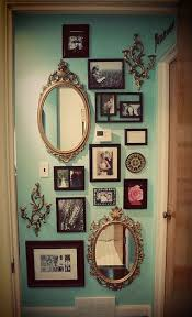 inspiration for a gallery wall with