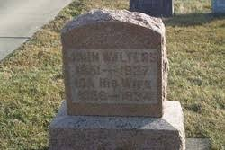 Ida Jones Walters (1856-1934) - Find A Grave Memorial
