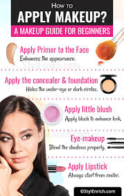 makeup for beginners how to apply