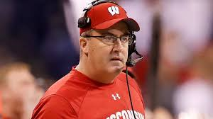 Wisconsin's Paul Chryst says 'no way' he'll leave for Rams