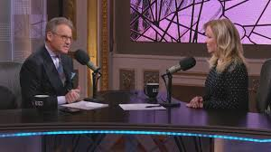 Guests Donna Rice Hughes and Amy Collier Artman   TBN