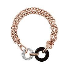 uk cz silver bracelet custom rose gold