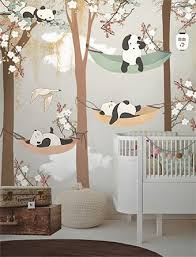 little hands wallpaper mural slepping