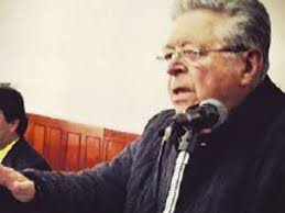 Premian a Alberto Bailey por 50 años de trabajo | Diario Pagina Siete