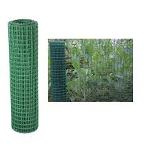 Unbranded 5 5 Yds X 19 5 In Plastic Climbing Plant Mesh 37653 The Home Depot