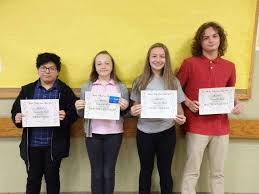 Panther Valley March Students of the Month – Times News Online