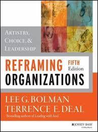 reframing organizations artistry