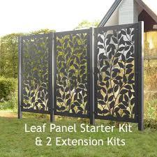 Harrod Laser Screen Panels Harrod Horticultural Outdoor Screen Panels Decorative Screens Outdoor Metal Garden Screens