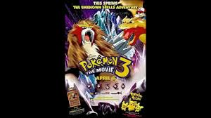 Pokemon Movie 3-Spell Of The Unknown - YouTube