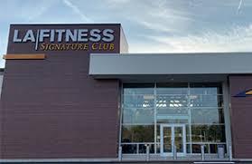 la fitness broomall gym 2170 west