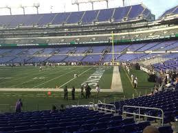 m t bank stadium section 121 row 17