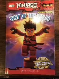 Lego Ninjago: Way of the Ninja by Greg Farshtey (2012, Paperback ...