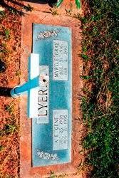 Myrtle Gray Lyerla (1916-1990) - Find A Grave Memorial