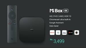 Xiaomi Targets Fire TV With Mi Box 4K Running Android TV, Also Introduces Mi  True Wireless Earphones 2
