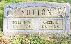 Carrie Effie Henderson Sutton-Henning (1885-1959) - Find A Grave Memorial