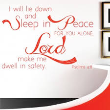 Psalms Wall Decals Christian Wall Decals Divine Walls