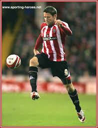 James BEATTIE - League appearances for The Blades. - Sheffield United FC