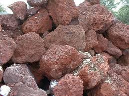 red moon rock