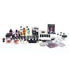 deluxe ems moulage makeup kit graftobian