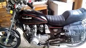 my 1982 kawasaki 1000 ltd you