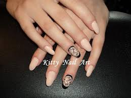 16 oval nail designs images