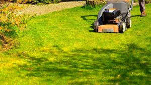 lawn mowing services in Columbia