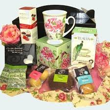 afternoon tea gift box birthday gifts