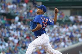 Cubs' Adbert Alzolay goes on the road; U.S. women take on England - Chicago  Sun-Times