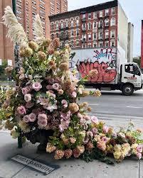 Lewis Miller On His Wildly Creative Flower Flash Pop-Ups