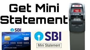 Get Bank Statement // SBI Mini Statement// SBI Balance Enquiry ...