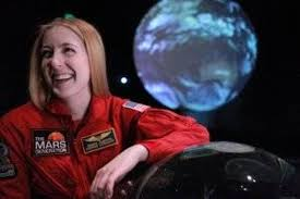Will 22-Year-Old Abby Harrison Be the First Person on Mars?