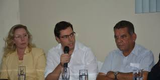 Em Três Marias, Tito Torres participa de encontro da Associação dos  Municípios da Microrregião do Médio Rio das Velhas |