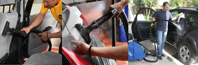 cleaning equipment for auto detailing