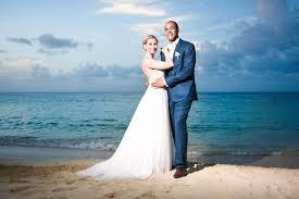 Photos: KENS-TV anchor weds in Caribbean paradise - San Antonio ...