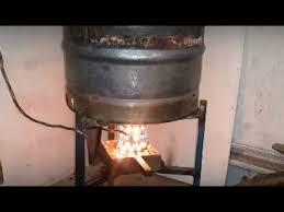 drip feed waste oil heater