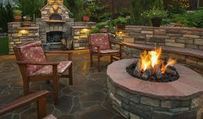 outdoor fireplaces gallery archives