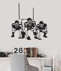 All Wall Vinyl Decals Tagged Nfl Wallstickers4you