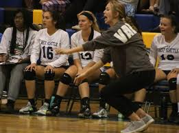 SPORTS: First volleyball win of the year for West Seattle High School |  West Seattle Blog...
