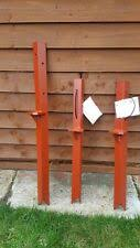 Fence Post Repair Spike Strong Robust Long Lasting Fittings Included Ebay